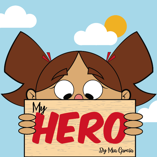 """A los 12 años, la ganadora más joven del Premio de Música Tejana lanza su primer libro para niños titulado """"My hero/Mi Héroe """"."""