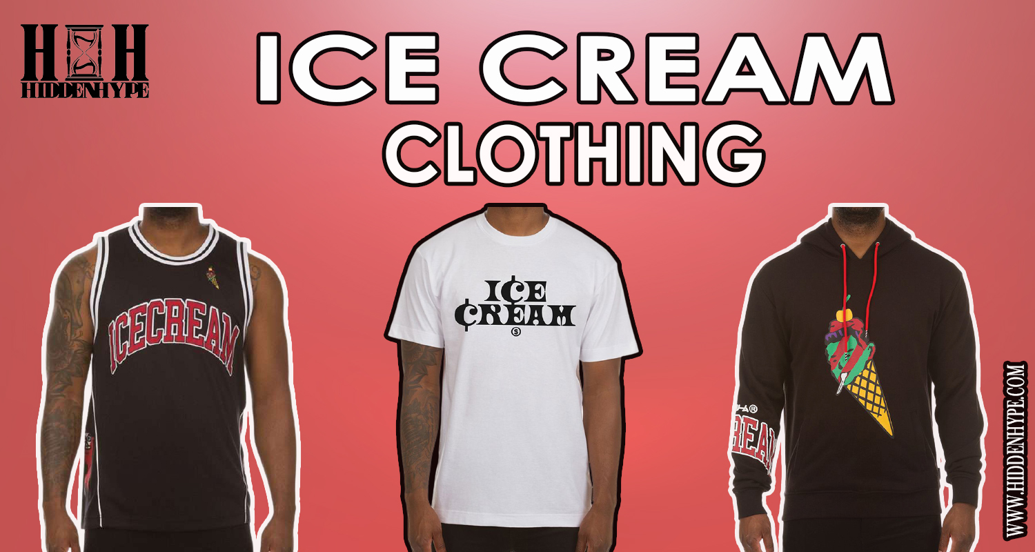 Upgrade your wardrobe with the latest ice cream clothing