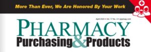 Pharmacy Purchasing & Products Magazine masthead
