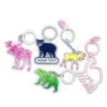 Souvenir Keychain (Keyring)