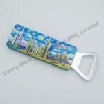 PVC Digital Printing Opener Magnet