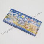 Aluminium License Plate Magnet