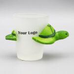 Turtle Shaped Shot Glass