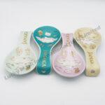Porcelain Glaze Spoon Rest (Customer Real Gold Design)