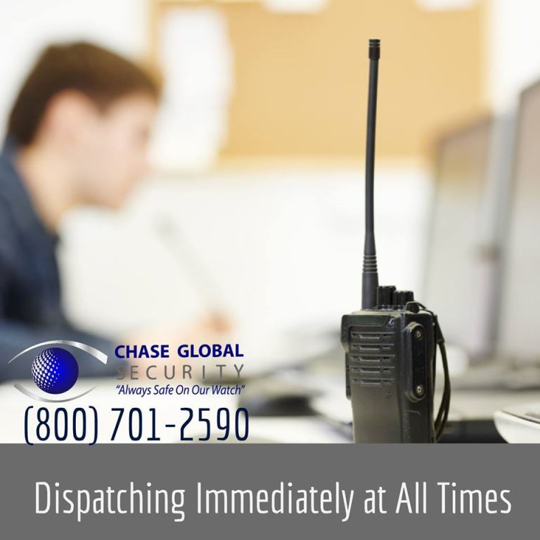 Chase Global Security