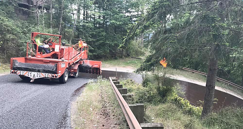 Doolittle Upgrade for Gravel Roads
