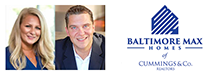 Baltimore Max Homes Group of Cummings & Co. | Baltimore Maryland Real Estate Agents Logo