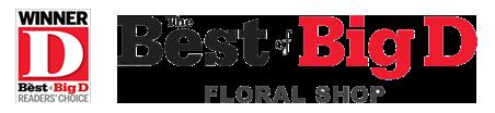 voted best floral shop