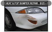Automotive Bumper Repair