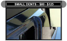 Small Automotive Dents