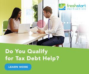 taxes, IRS, fresh start