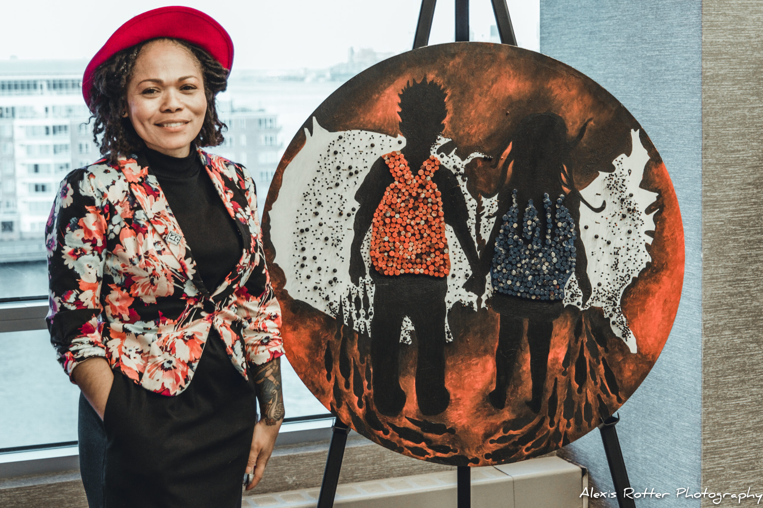 Danielle Scott, member of 2020 Juried Show at Art Fair 14C