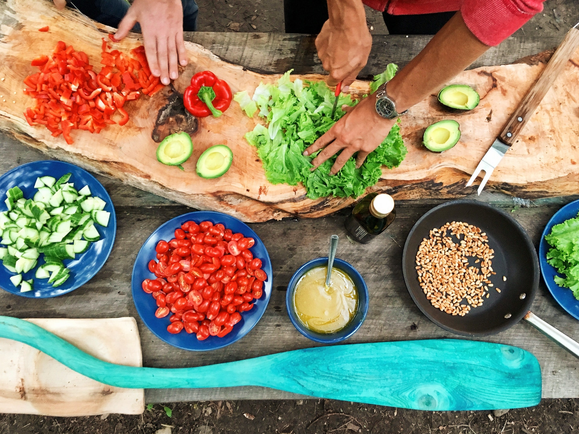 Increase Your Fitness and Become Healthier With Vegetarian Diet