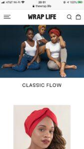 TheWrap.Life, Lifestyle Headwraps