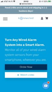 Konnected.io, IOT for Old Alarm Systems