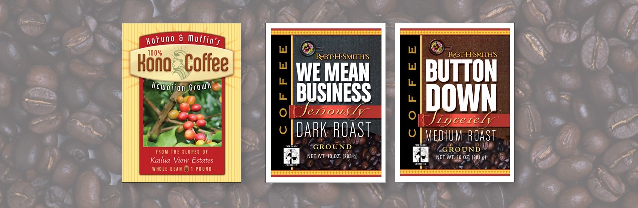 Coffee Label Designs