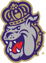 JMU Duke Dog Athletics logo