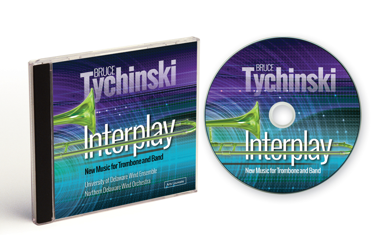 Interplay Music CD   Bruce Tychinski
