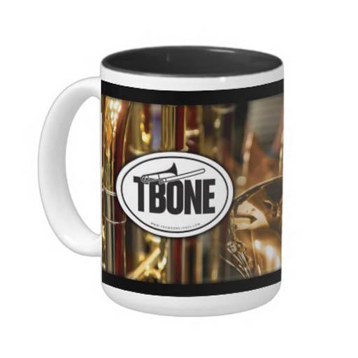 Trombone Mug Design Zazzle.com