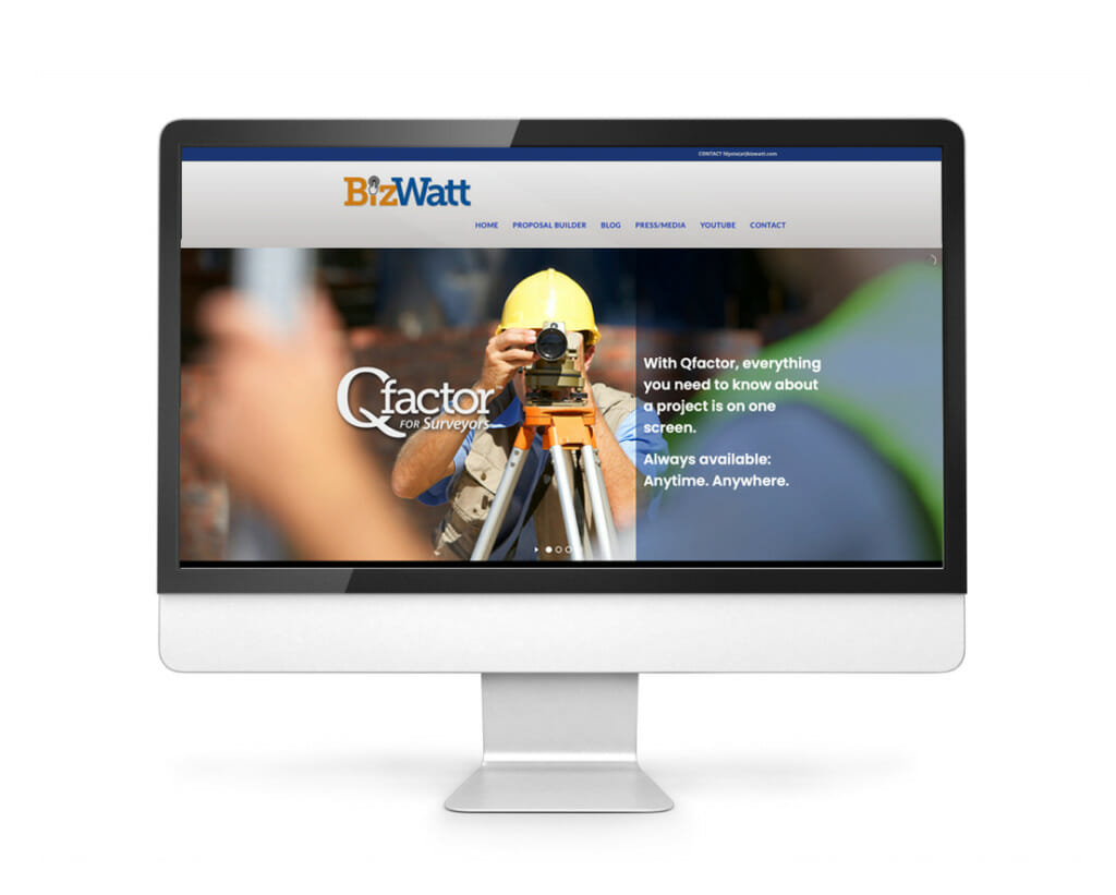 See this site live at Bizwatt.com