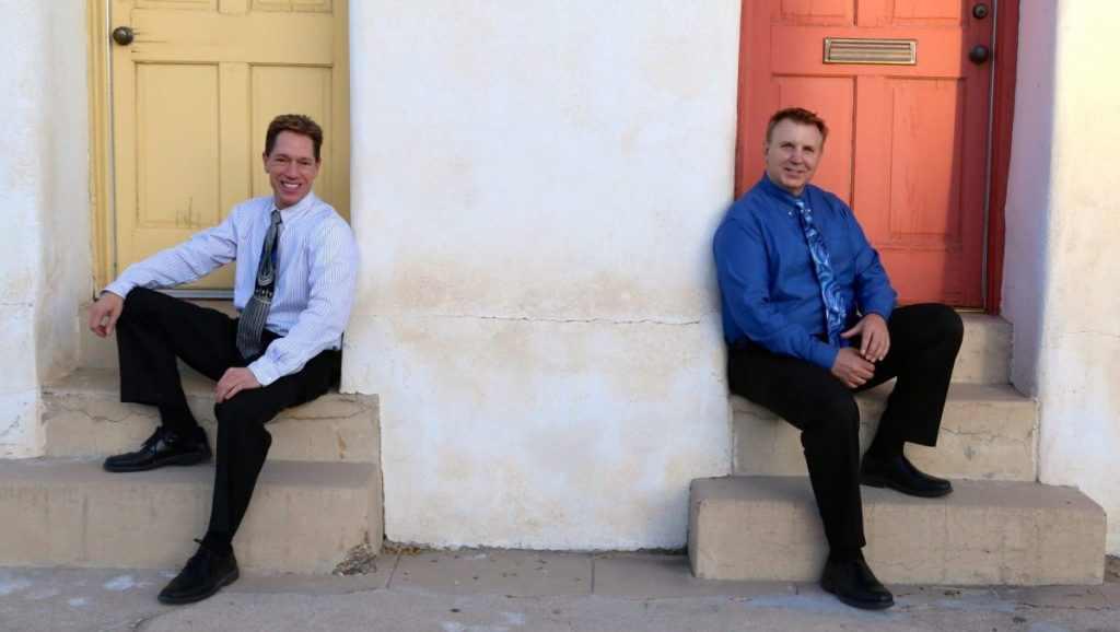 Tony Ray Baker and Darren Jones, Experienced REALTORS in Tucson Arizona for Tierra Antigua Realty