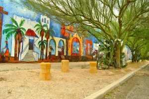 Beautiful Murals in Dunbar Springs