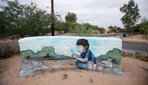 Rincon Heights Neighborhood Murals