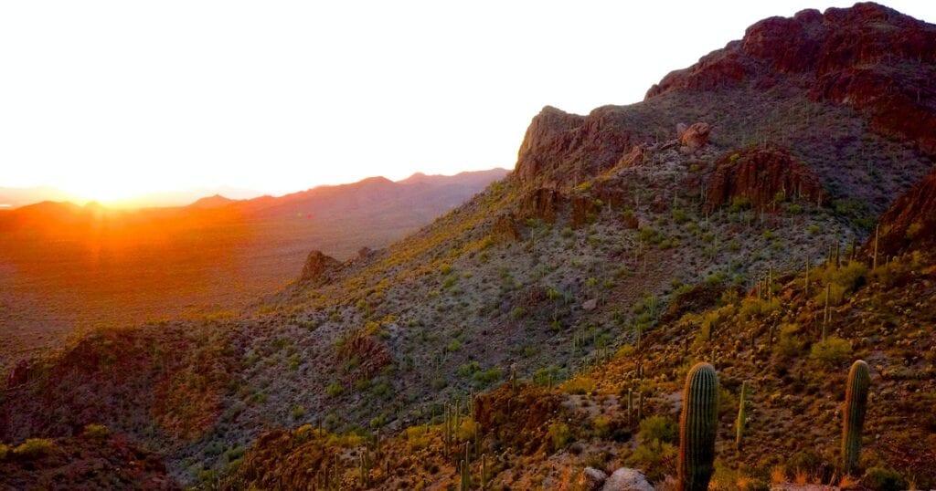 Places to go Visit Gates Pass in Tucson AZ