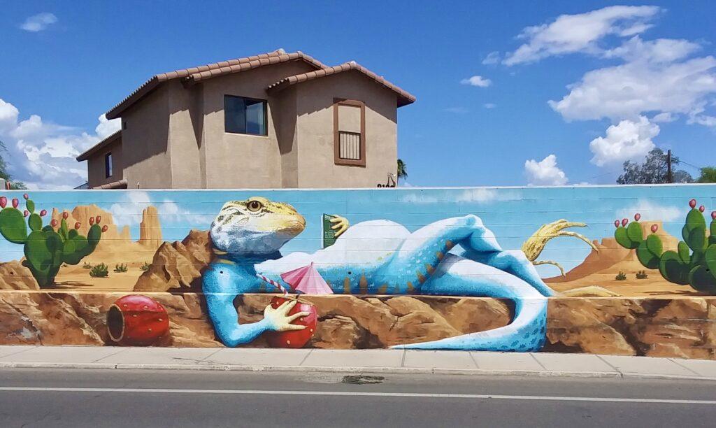 We Love Tucson Murals!