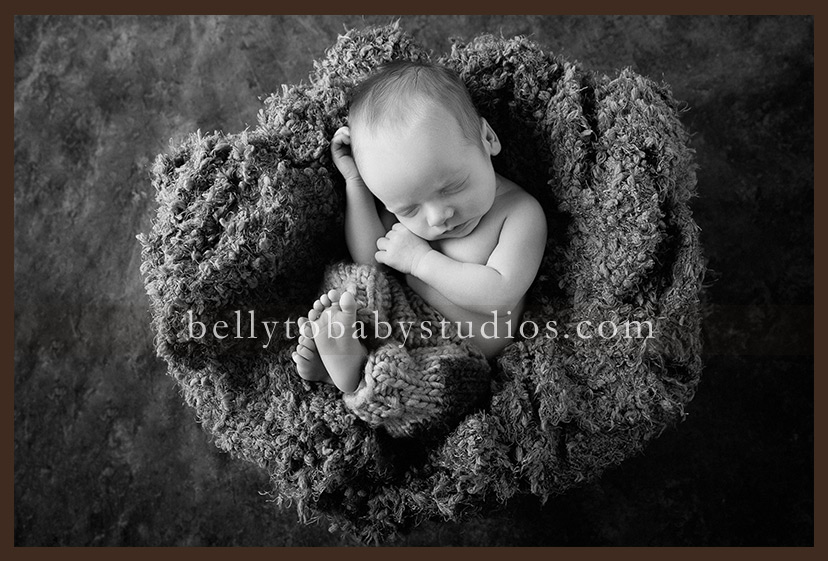 Newborn photography, Houston