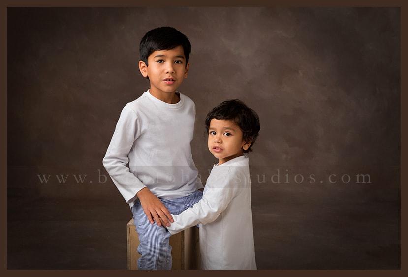 newborn and family portraits
