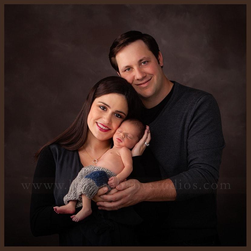 Houston Newborn & Family Photography