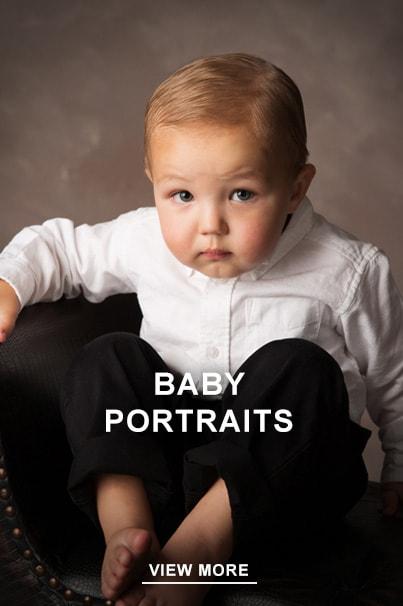 Newborn Older Baby Photography