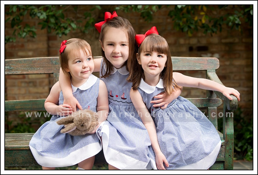 Outdoor Maternity Family Portraits