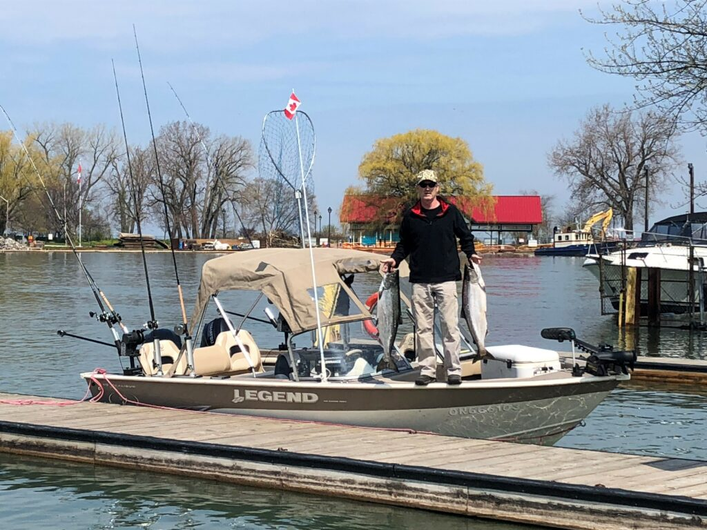 RT Sport Fishing Specializing in Lakes Ontario and Erie