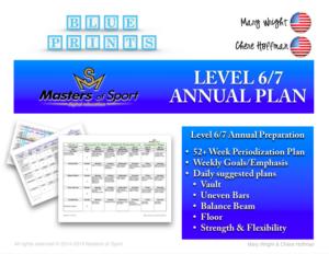 Level 6/7 Annual Plan