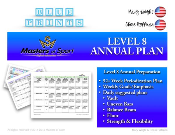 Level 8 Annual Plan