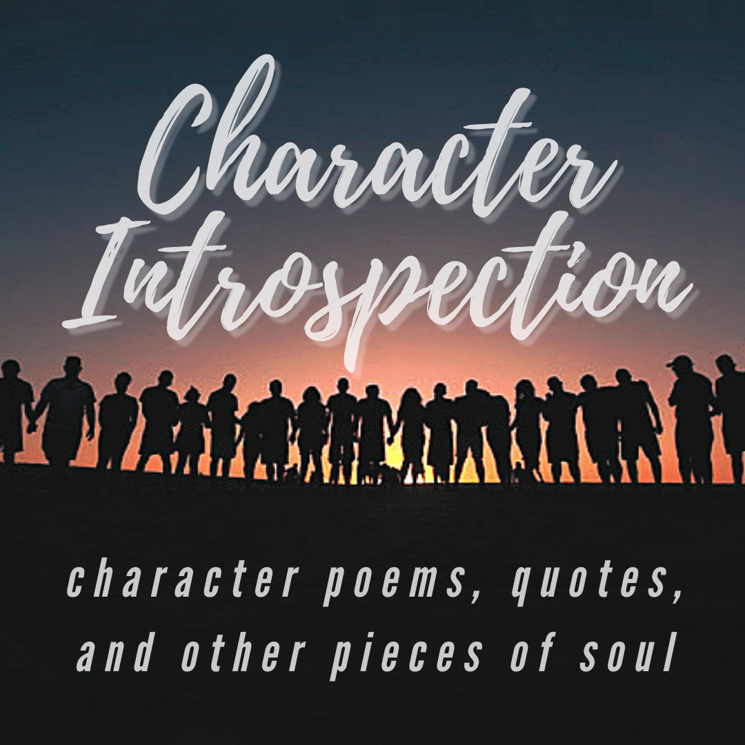 Character Poems-1