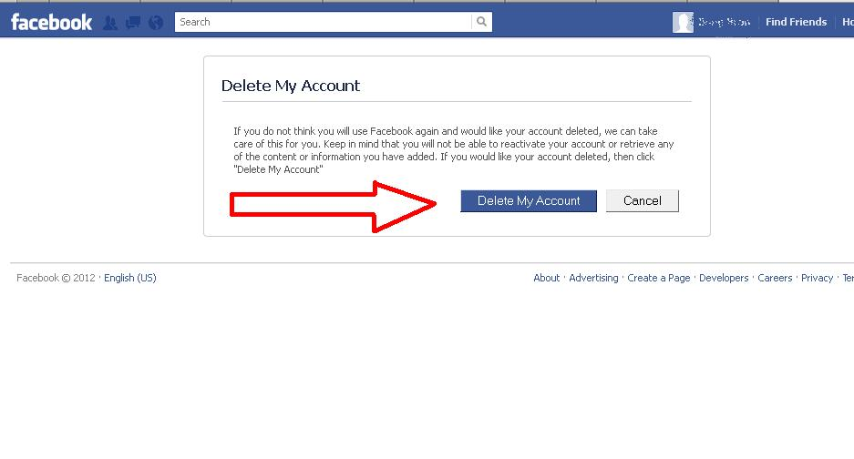 Delete Facebook - The Knowledge Factory