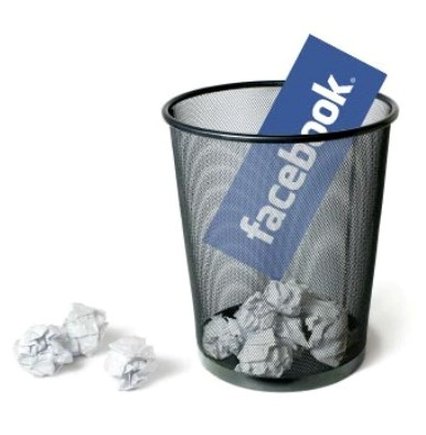 Facebook Recycle bin - The Knowledge Factory