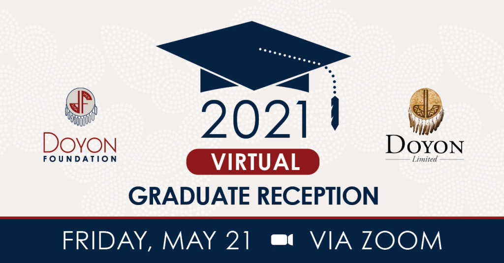 Join Us May 21 for Our 2021 Virtual Graduate Reception