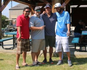 """""""Chipping in for Education"""" at 2015 Golf Classic"""