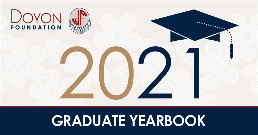 2021 Graduate Yearbook and Video Now Available
