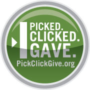 Did You Pick. Click. Give.?