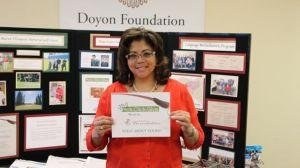 Alaskans Pick. Click. Give. $5,625 to Doyon Foundation