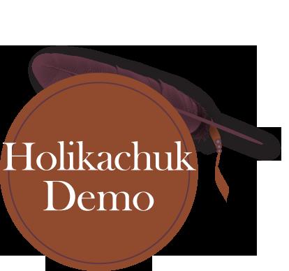 holikachuk button