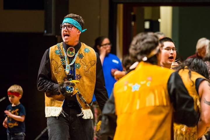 """Foundation Student Julian Thibedeau: """"There's a lot of healing in knowing who you are and where you come from"""""""