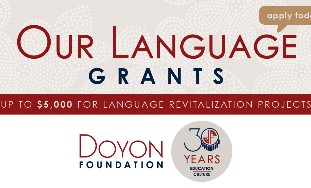 Need help with your language grant application? Teleconference this Thursday!