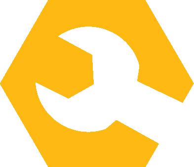 hex yellow image