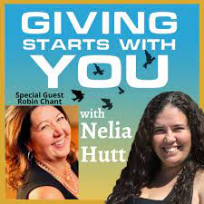 Giving starts with you with Robin Chant